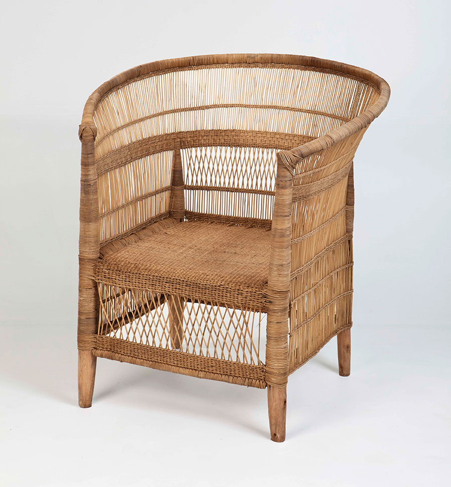 Traditional seater malawi cane page