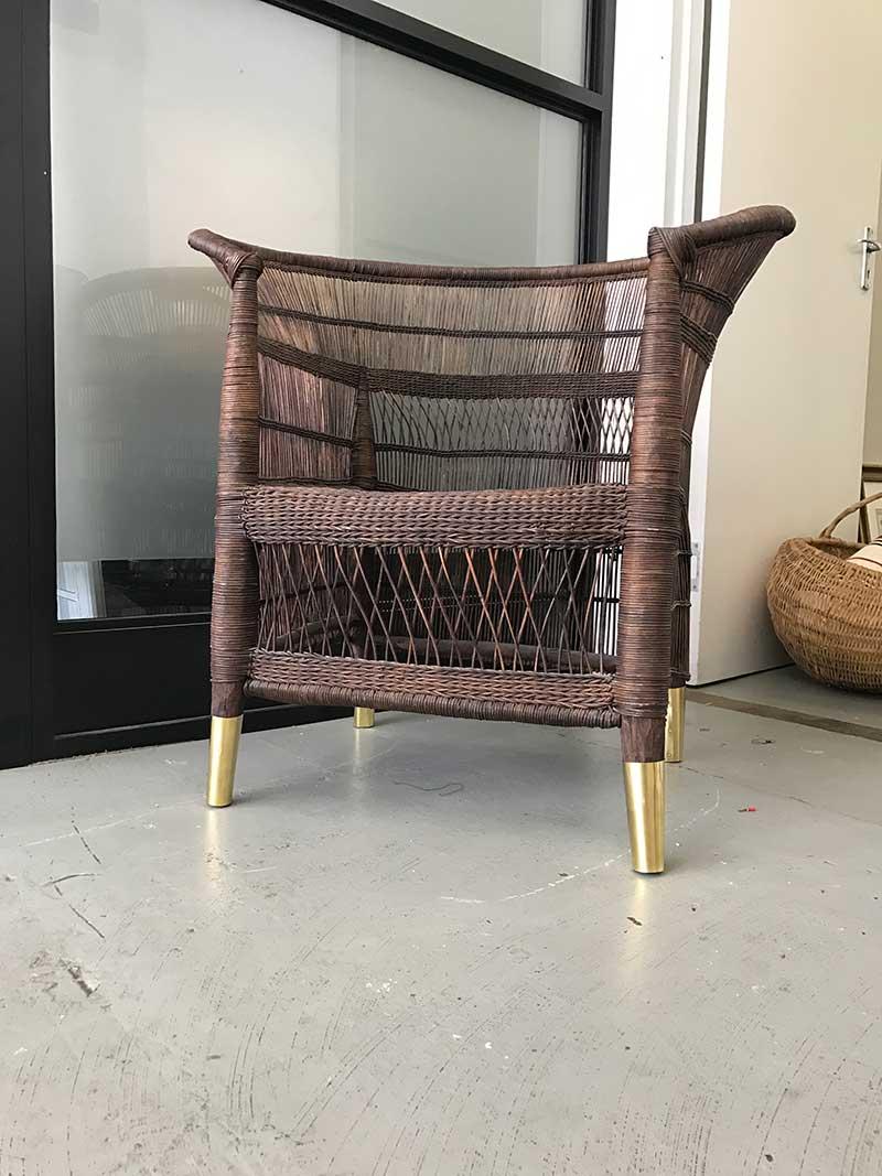 Wicker crib for sale durban - Brass Feet